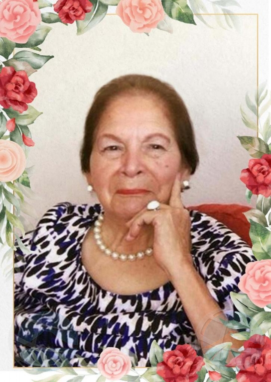 Conocido propietaria di Elsa's Flowershop, Elsa Geerman a bay sosega