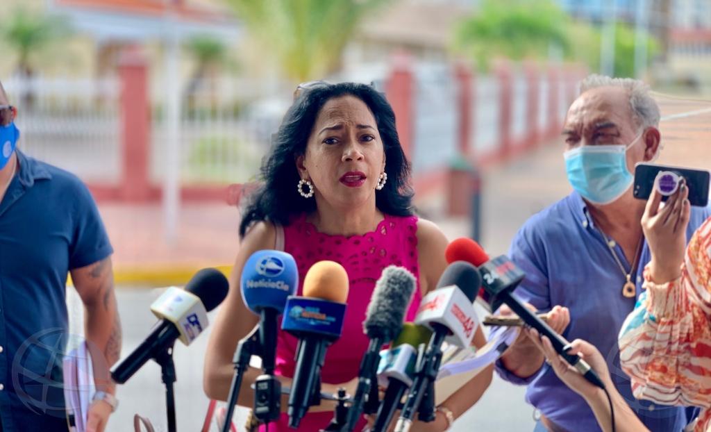 Lopez Tromp: Ta buscando motibo politico pa kit'e