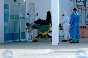 Atrobe ICU tin pashent di COVID19 interna cu mester atencion