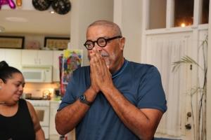 Minister a sorprende e personalidad Ruben Garcia cu un reconocemento