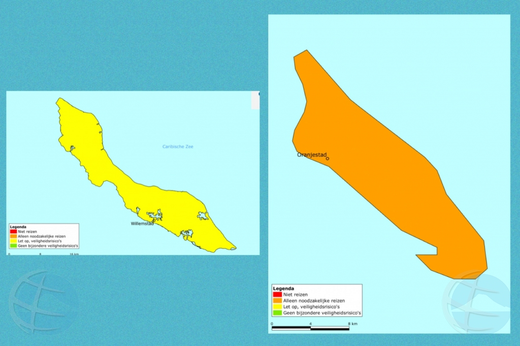Oduber: No ta logico cu Aruba cu menos caso di COVID19 ta oraño siendo Corsou ta geel cu mas caso