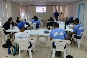 IBiSA a tuma e curso di 'Standard First Aid & CPR'