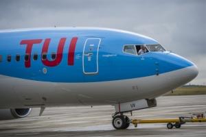 TUI cla pa transporta turista Hulandes pa Aruba asina e codigo cambia