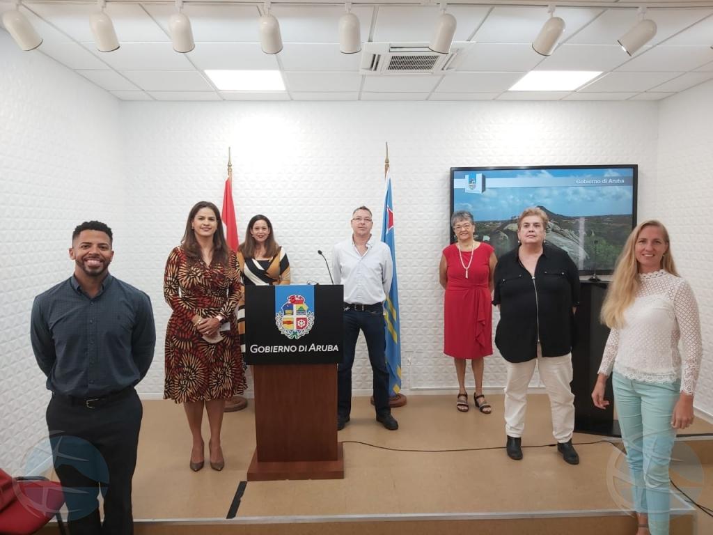 Implementacion di Codigo di Proteccion den sector hudicial
