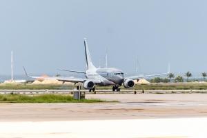 Hopi atencion pa e avion Hulandes cu a trece minister Stef Blok Aruba dialuna
