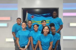 Hobennan di Aruba den debate cu hobennan di Bonaire y Curacao