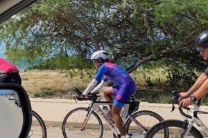 Atleta Shariska Winterdal ta continua cu su Double Iron Woman Event!