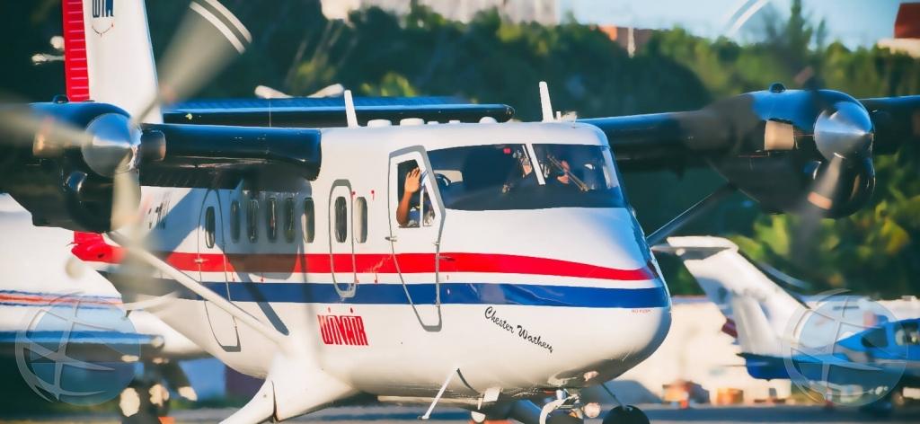 Gobierno Hulandes ta rescata Winair financieramente