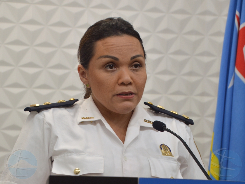 Tjon-Kock: Polis ta autorisa pa enforsa medidanan 're' introduci contra COVID19