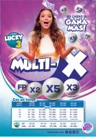 Lotto ta introduci su wega nobo di Lucky 3 cu Multi-X