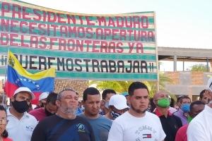 Piscadornan Venezolano kier reapertura di frontera cu islanan ABC