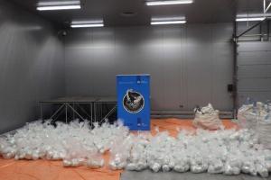 A gara lote mas grandi di heroina di historia na Hulanda
