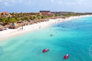 Tripadvisor ta pone Aruba den top 25 di beachnan mundial pa 2021
