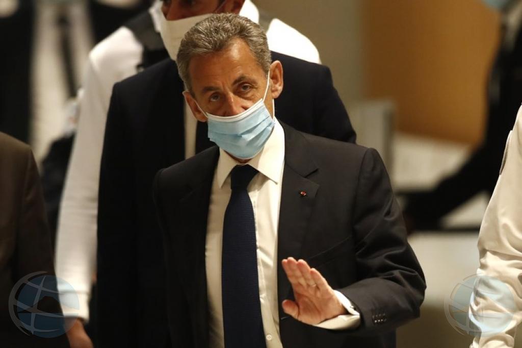 Corte a sentencia ex presidente di Francia na castigo di prizon