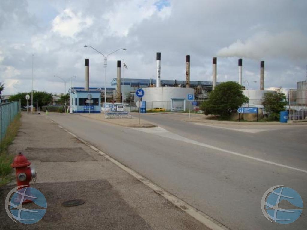 WEB Aruba ta inicia exploracion di posibilidad di adkiri gas cu Eagle LNG