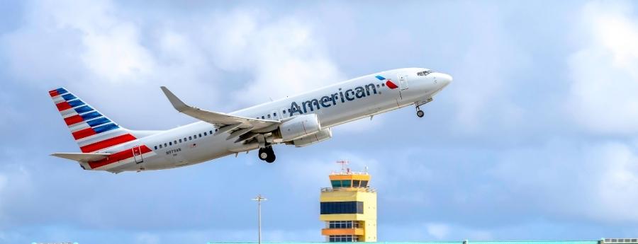 American Airlines ta cumpli 50 aña awe bulando pa Aruba