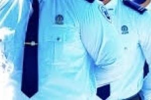 Durante inval marduga, a encontra uniformnan di polis