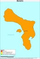 Hulanda a pone Bonaire riba codigo oraño bek debi na aumento di Covid19