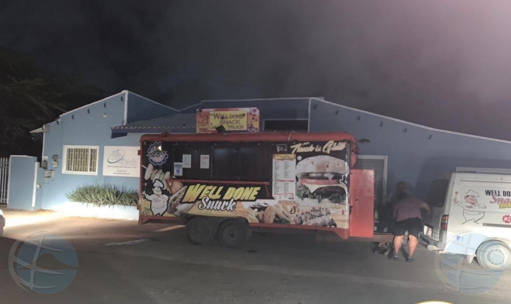 Atraco arma riba Well Done Snack Truck y Ruiz Take Away