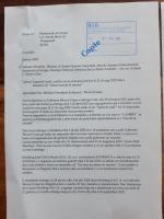 Fundacion SECA y #TABASTA ta lamenta retiro di gobierno sin cu a atende cu nan