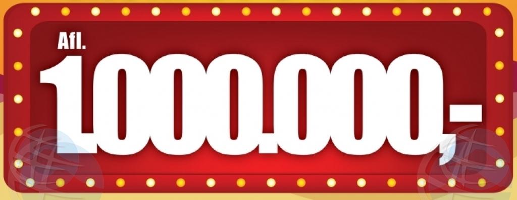 Lotto su premio mini mega y mega plus a yega 1 miyon florin