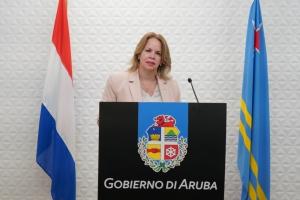 Wever: Gobierno preparando pa tuma asistencia social di Covid19 over di Cruz Cora