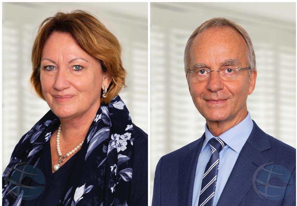 Henk Kamp y Hellen van der Wal renombra miembro di CAft