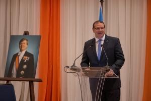 Un total di 33 persona a ricibi Condecoracion Real awe na Aruba