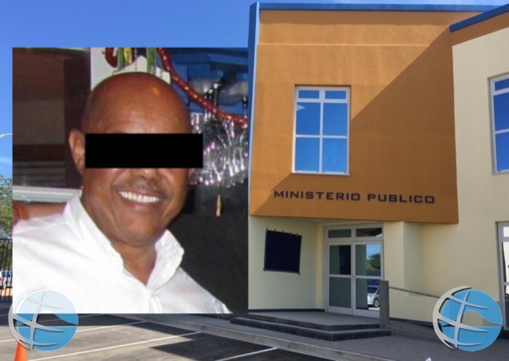 A prolonga detencion di Franklin A. den caso Avestruz cu 8 dia