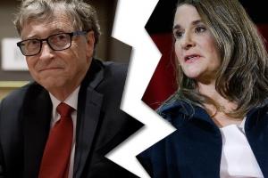 Pareha biyonario Bill y Melinda Gates a anuncia nan divorcio