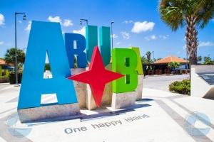 ATA: Den luna di april Aruba a ricibi 58.774 turista