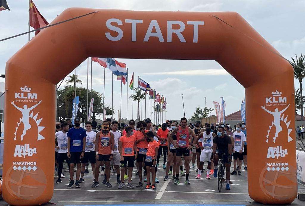 One Happy and Safe Marathon a conclui na Palm Beach