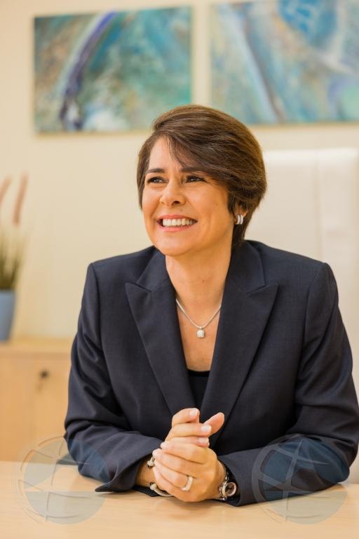 Julie Wever a bira Director Tecnico y Comercial nobo di FCCA
