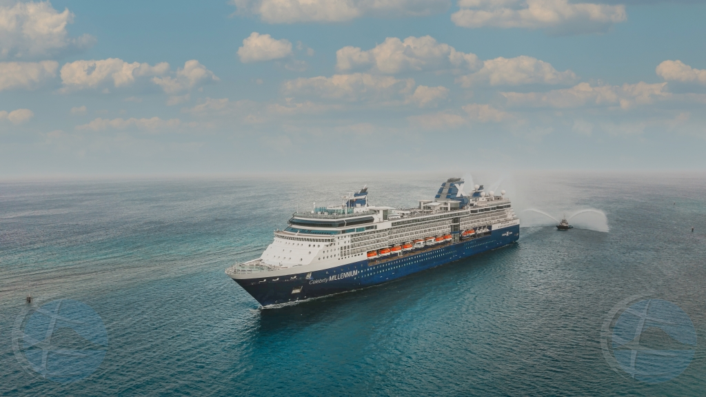 Dos pasahero riba crucero cu a sali di Aruba a test positivo pa Covid19