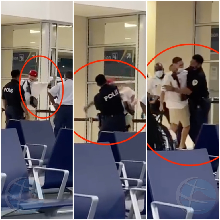 Conocido rapero Hulandes deteni na aeropuerto na Corsou