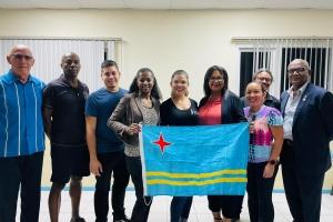 Arubaanse Atletiek Bond tin Directiva Nobo