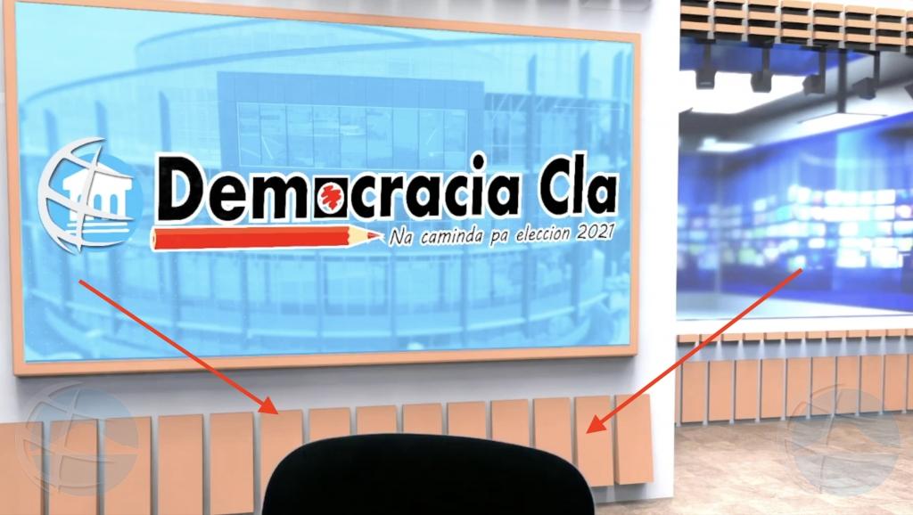 Lider di AVP tabata un 'no show' den Democracia Cla riba NoticiaCla