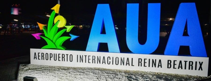 """Aeropuerto di Aruba ta ricibi  """"Airport Carbon Accreditation Level 2"""""""