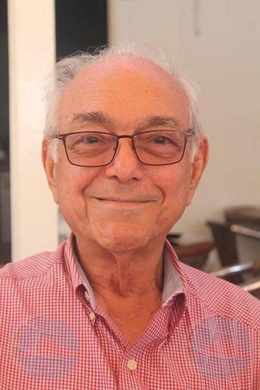 Ex gezaghebber di Bonaire Raymundo Saleh a bay sosega