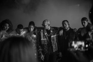 """Artistanan Carlos Arroyo, Nicky Jam y Jeon ta estrena """"Morena"""""""