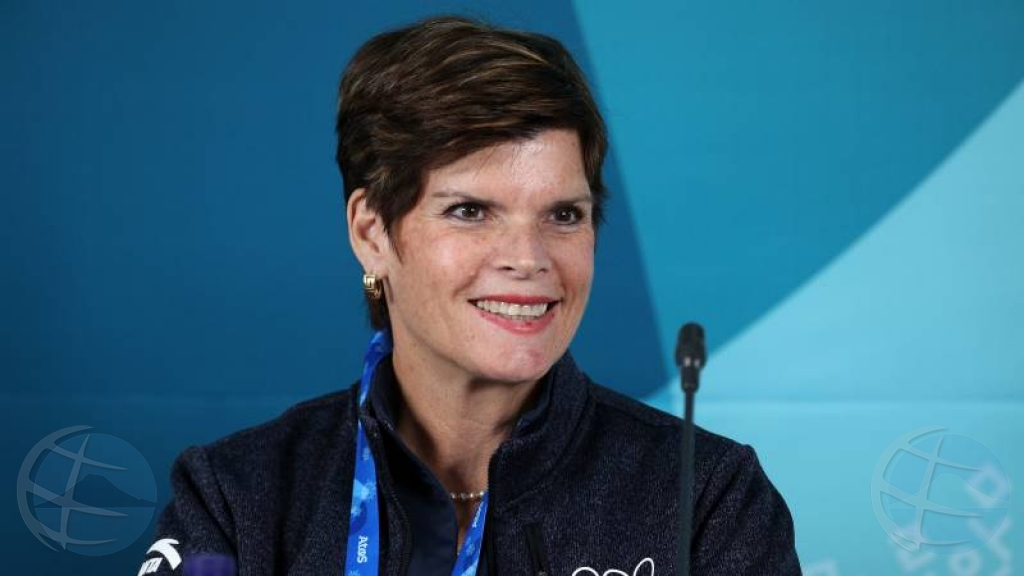 Gobierno di Aruba a felicita señora Nicole Hoevertsz pa su funcion di Vice Presidente di Comite Olimpico Internacional
