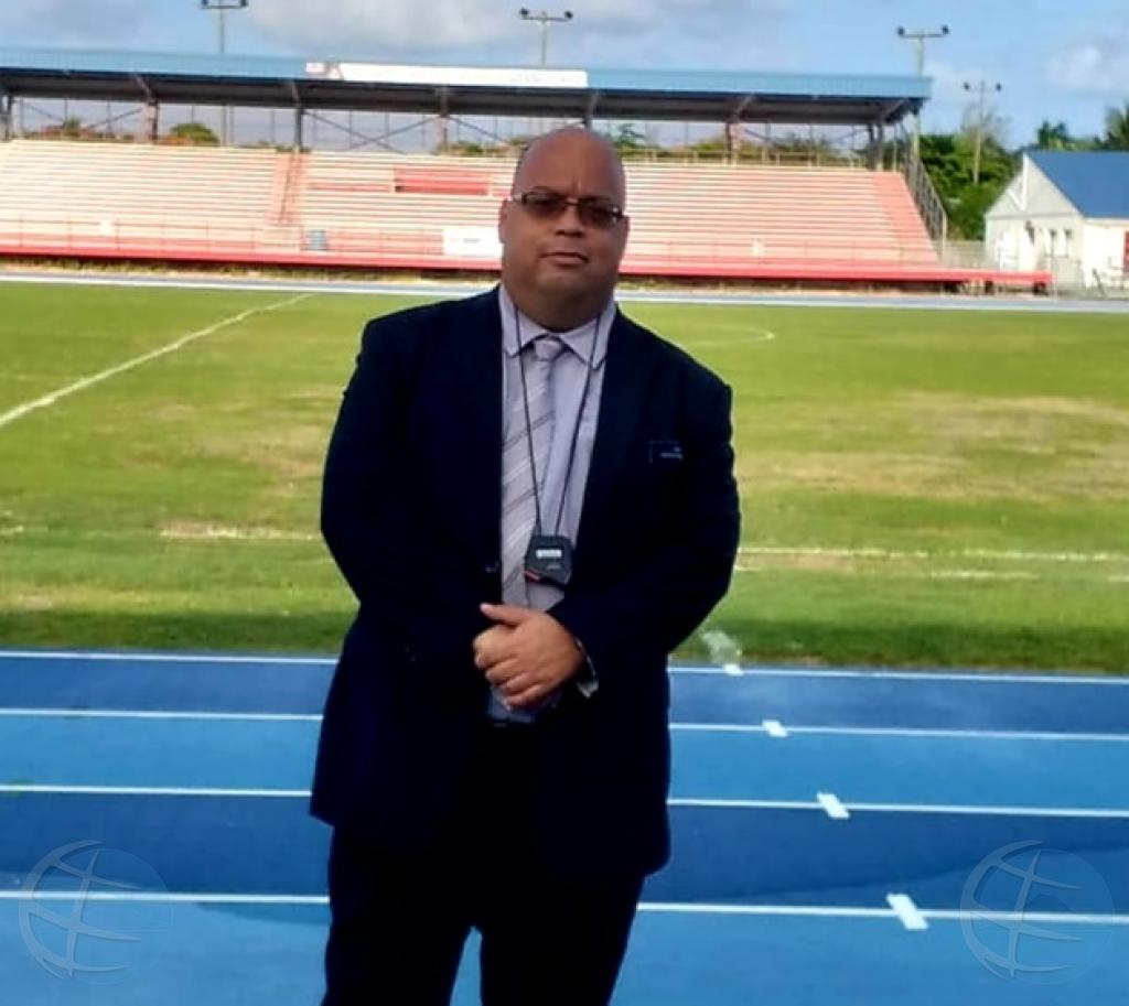 Randolf Lacle a bira e presidente nobo di Arubaanse Voetbal Bond