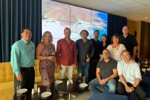 Island Temptations a produci programanan special pa hotelnan TimeShare na Aruba