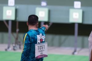 Prome atleta pa Aruba na Tokyo a mira accion pero no ta clasifica