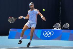 Tenista yiu di Corsou a test positivo pa Covid19 na Tokyo durante Olimpiada
