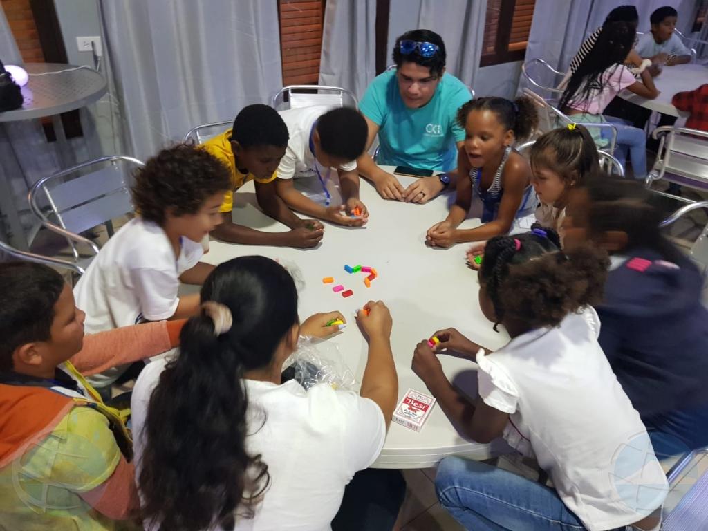 Kiwanis Club of San Nicolas a tene su di dos Kids Summer Camp
