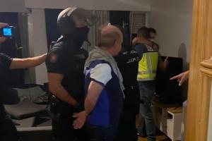 """Hugo """"El Pollo"""" Carvajal deteni atrobe na Spaña y cla pa extradite pa Merca"""