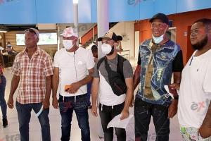 Grupo di 5 piscado deteni pa un aña na Venezuela, a bolbe Corsou