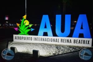 Aeropuerto ta raporta recuperacion fuerte di augustus  2021 compara cu 2019