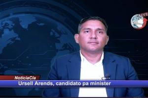 Ursell Arends: Ministerionan di RAIZ lo no tin coordinador